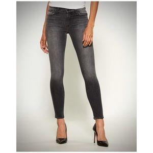 Joe's Skinny Ankle Mineral Wash Denim Jeans